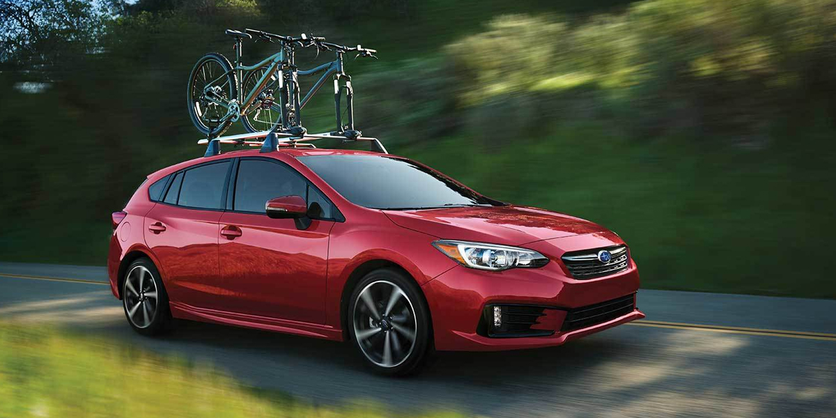 2020 Subaru Impreza Review in Boulder Colorado