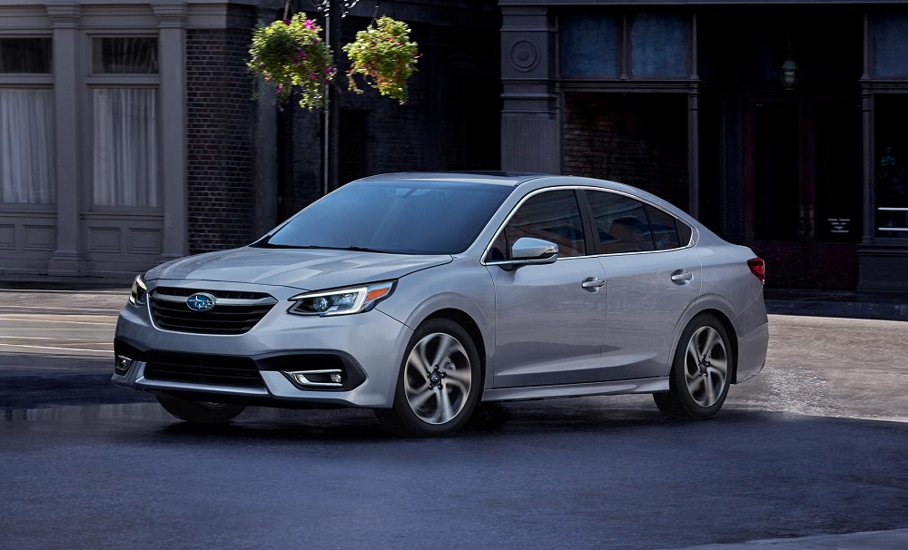 Boulder CO - 2020 Subaru Legacy's Mechanical