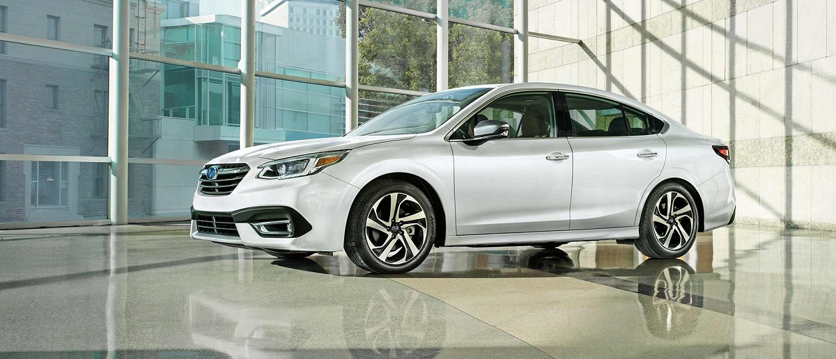 Michigan Review - 2020 Subaru Legacy