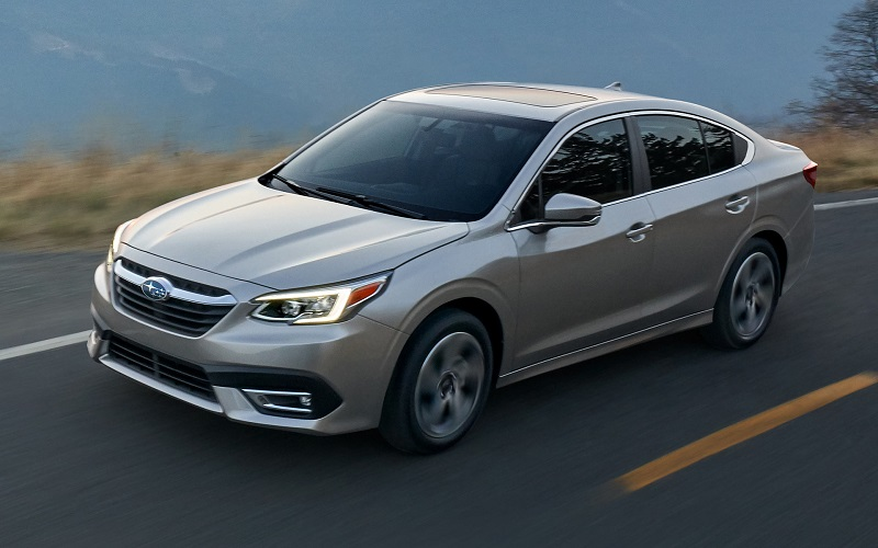 2020 Subaru Legacy Lease and Specials in Southfield MI