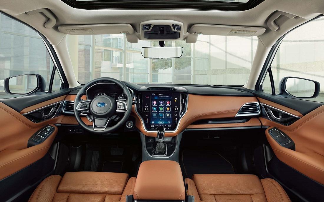 Southfield MI - 2020 Subaru Legacy's Interior