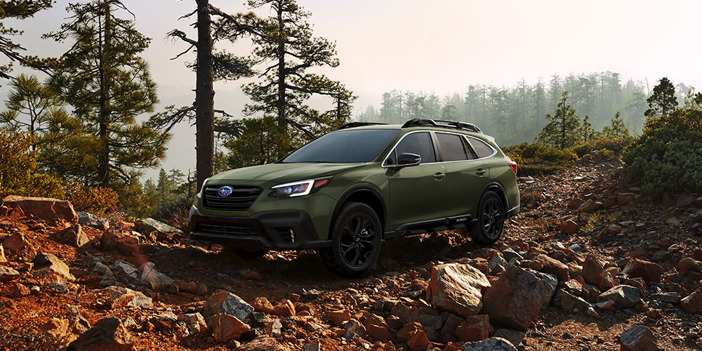 2020 Subaru Outback lease and specials in Boulder Colorado