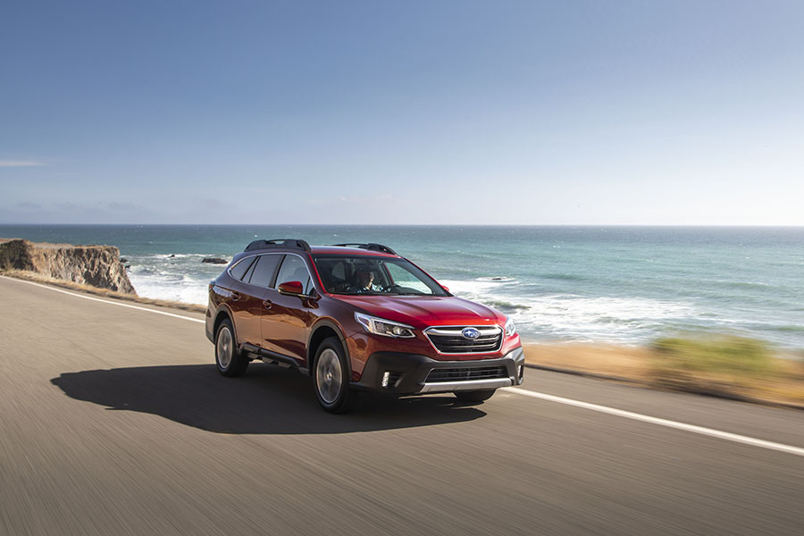 2020 Subaru Outback Lease and Specials in Southfield MI