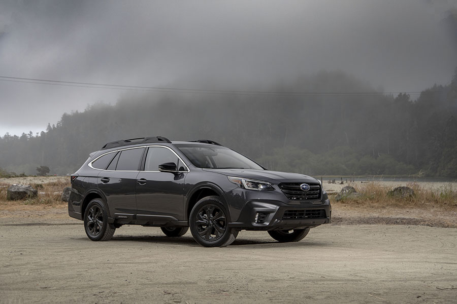 Boulder CO - 2020 Subaru Outback's Overview