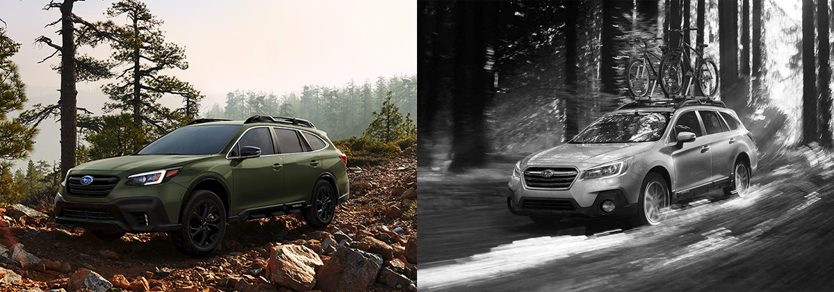Whats New 2020 vs 2019 Subaru Outback