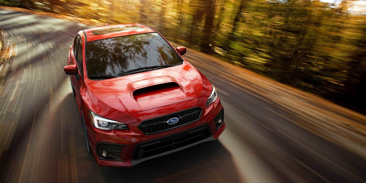 What are the 2020 Subaru WRX Trim Levels