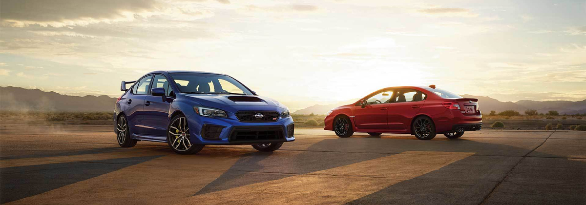 Check out the 2020 Subaru WRX near Lafayette CO