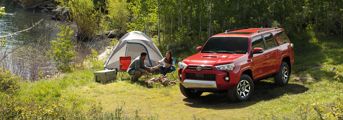 Shop Online 2020 Toyota 4Runner in Hermitage PA