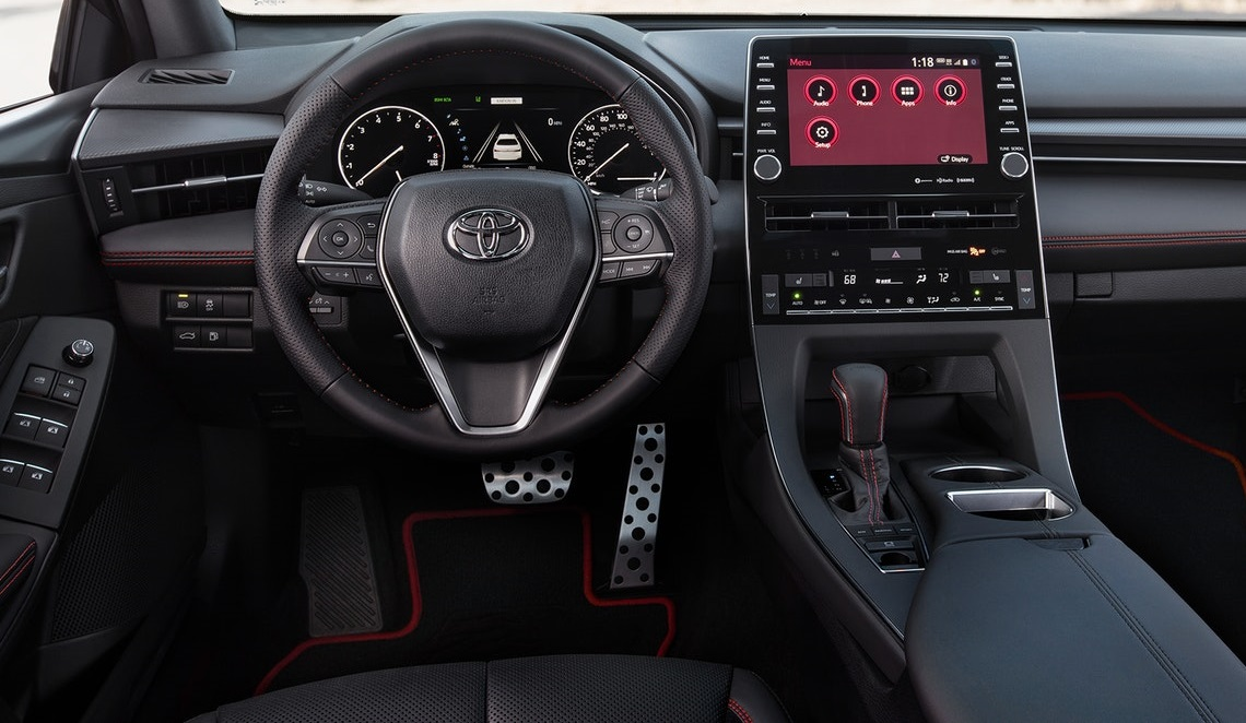 Shreveport LA - 2020 Toyota Avalon's Interior