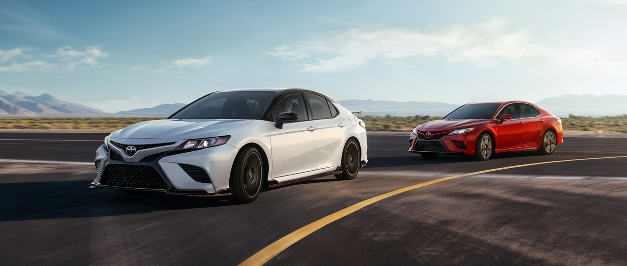 What are the 2020 Toyota Camry trim levels