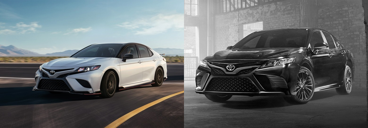 Compare 2020 Toyota Camry vs 2019 Toyota Camry