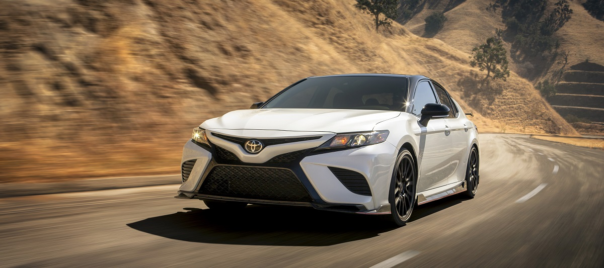 2020 Toyota Camry Lease and Specials in Shreveport LA