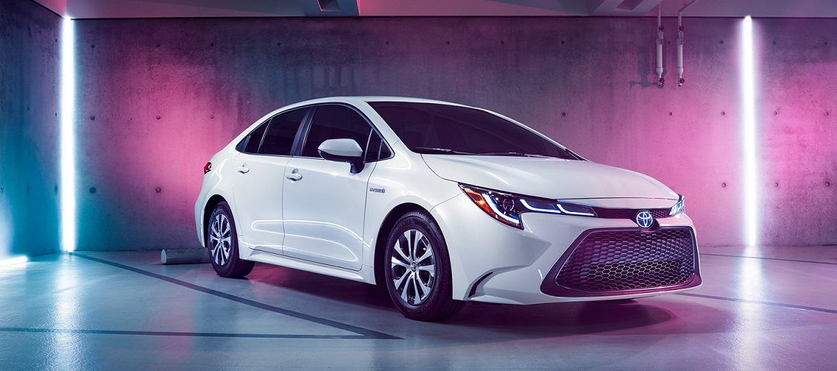 2020 Toyota Corolla in North Kingstown Rhode Island