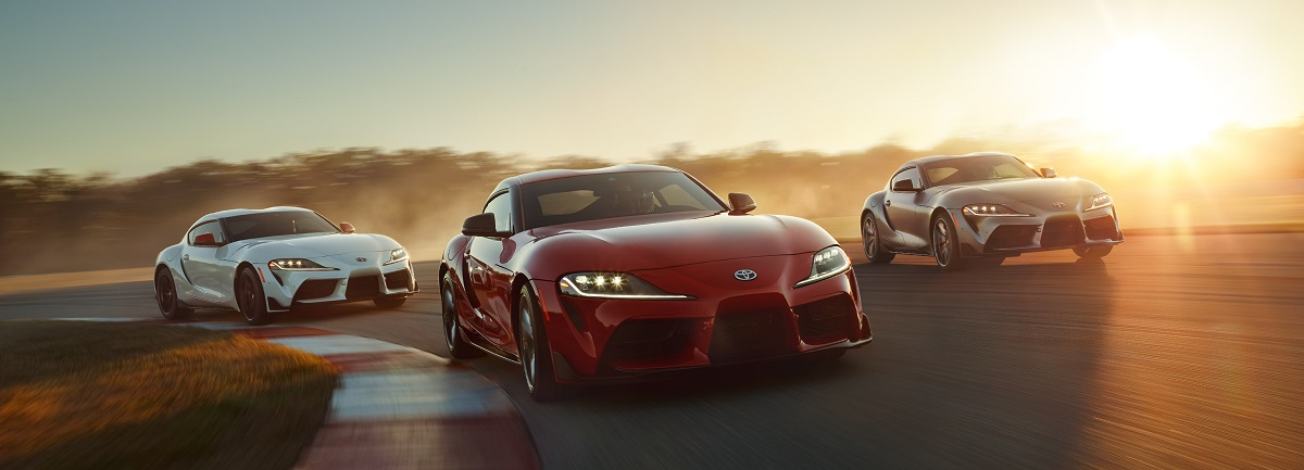 2020 Toyota GR Supra Lease and Specials near Bossier City LA