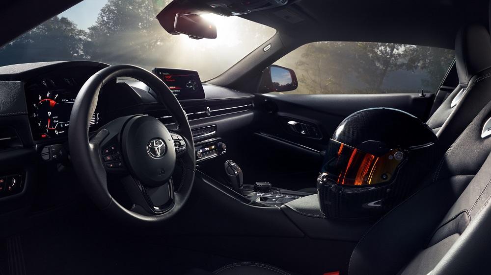 North Kingstown RI - 2020 Toyota GR Supra's Interior