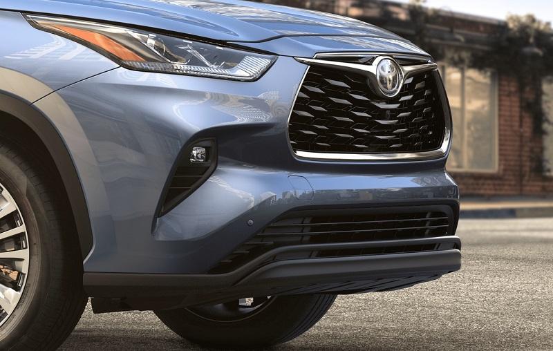 Shreveport LA - 2020 Toyota Highlander's Exterior