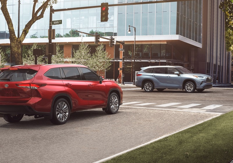 Shreveport LA - 2020 Toyota Highlander's Mechanical