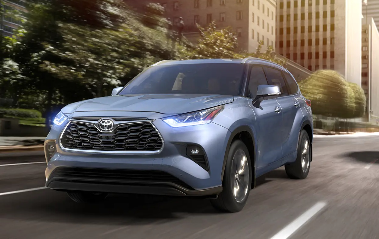 Shreveport LA - 2020 Toyota Highlander