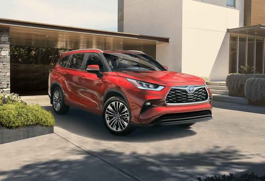 Shreveport Louisiana - 2020 Toyota Highlander's Exterior