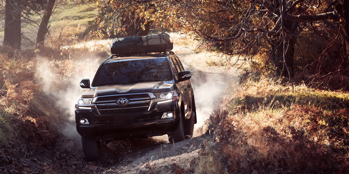 Research 2020 Toyota Land Cruiser in Shreveport LA