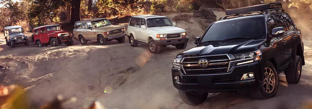 Research 2020 Toyota Land Cruiser in Shreveport LA