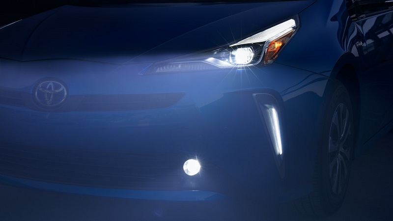 Bossier City LA - 2020 Toyota Prius's Exterior