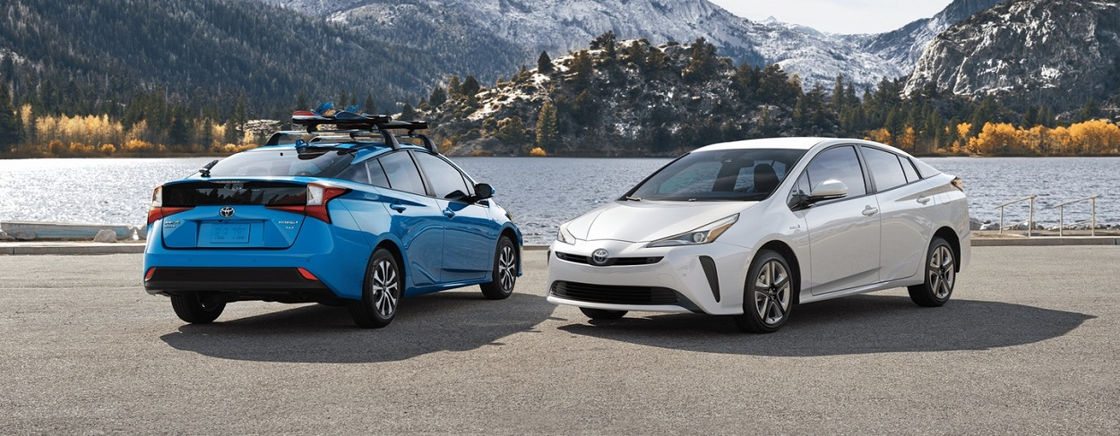 Why Buy the 2020 Toyota Prius in Shreveport Louisiana
