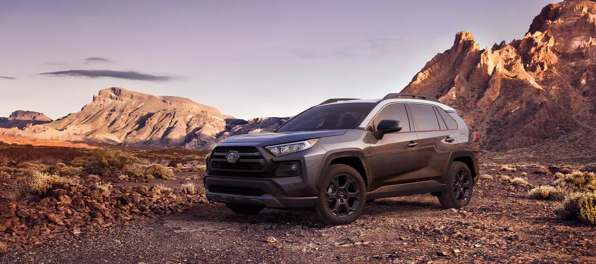 2020 Toyota RAV4 Lease and Specials near Bossier City LA