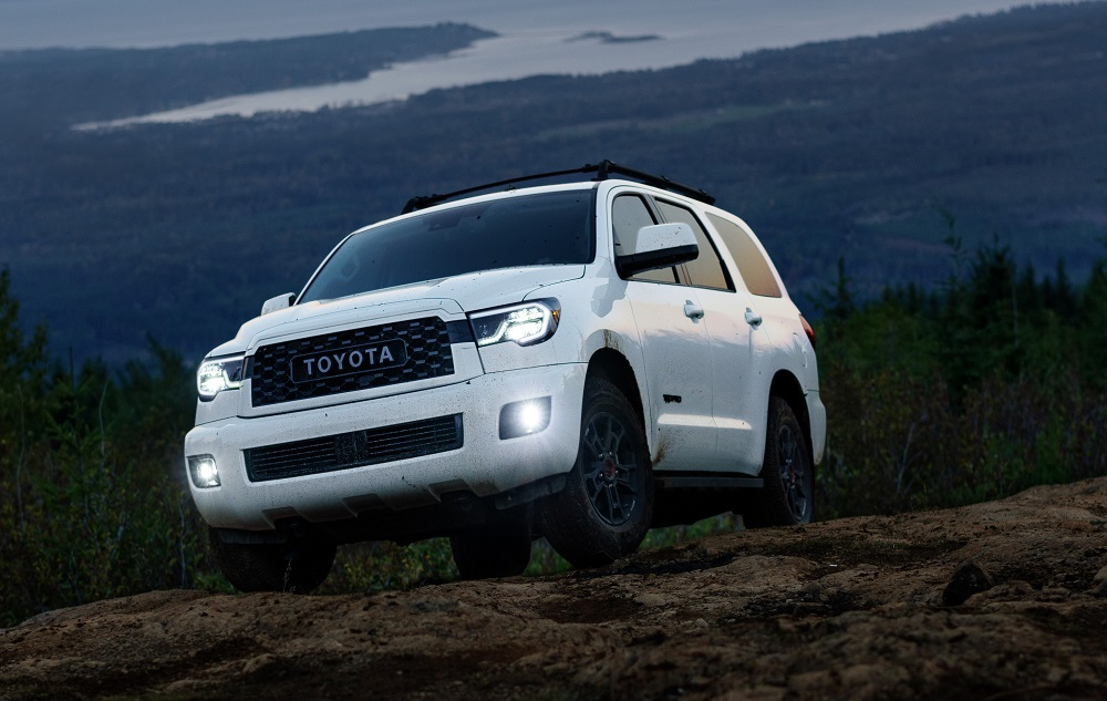 Why Buy 2020 Toyota Sequoia in Shreveport LA