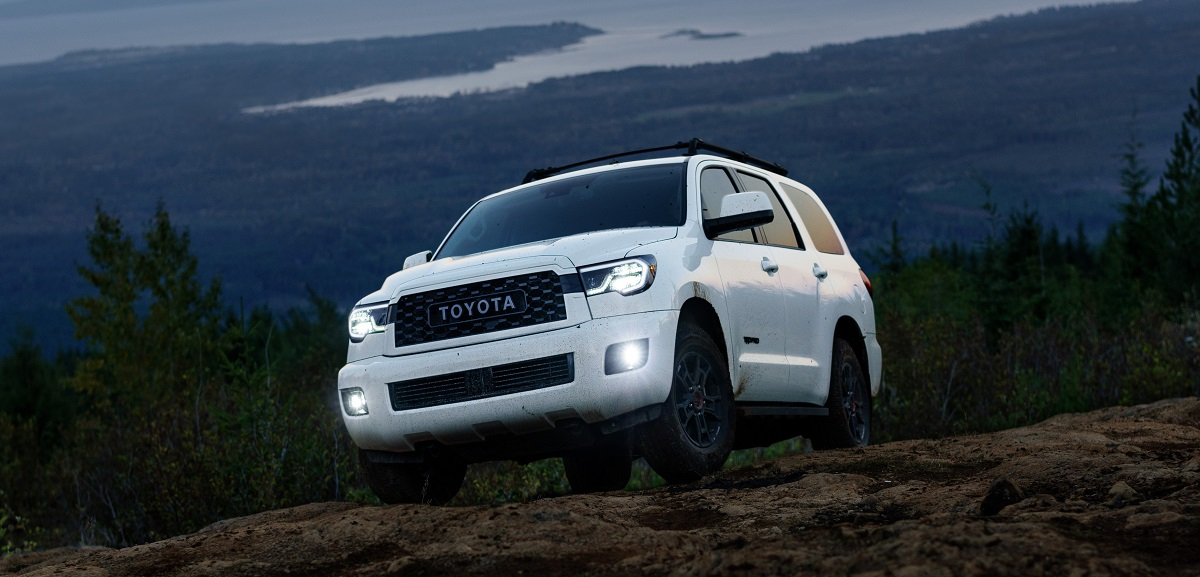 Why Buy 2020 Toyota Sequoia in North Kingstown RI
