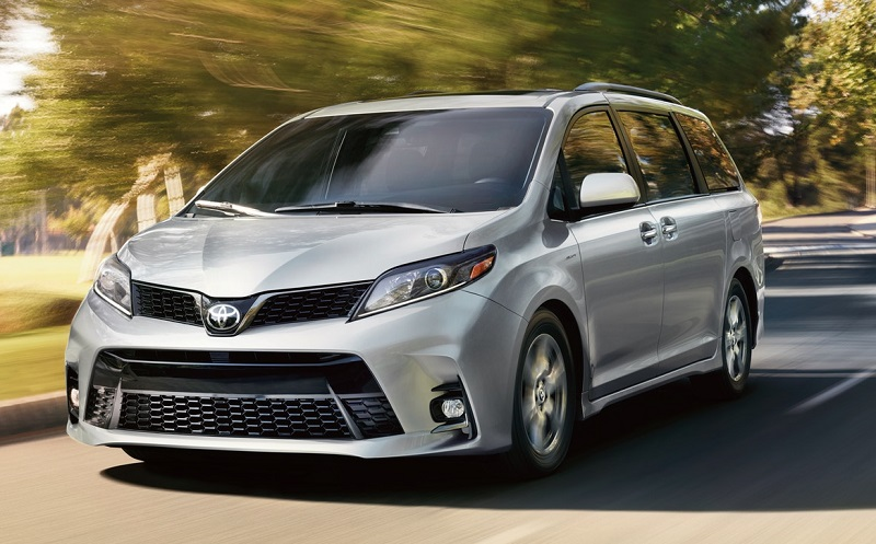 Shreveport LA - 2020 Toyota Sienna's Overview