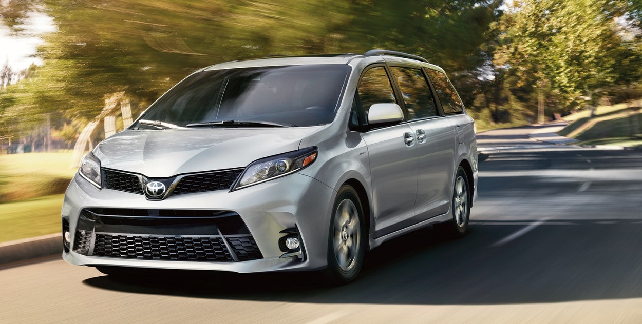 2020 Toyota Sienna lease and specials near Pittsburgh PA