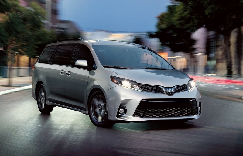 Research 2020 Toyota Sienna in Shreveport LA