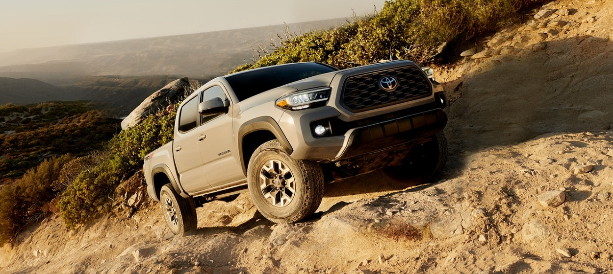 What are the 2020 Toyota Tacoma trim levels