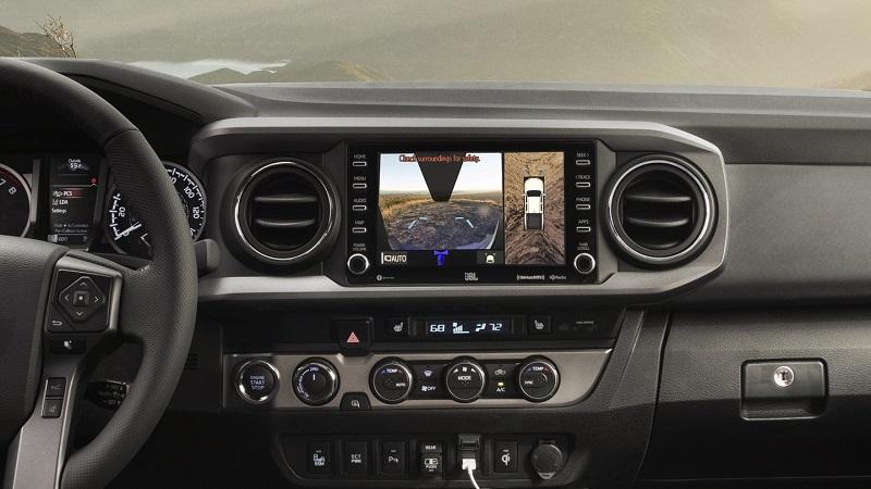 Bossier City LA - 2020 Toyota Tacoma's Interior