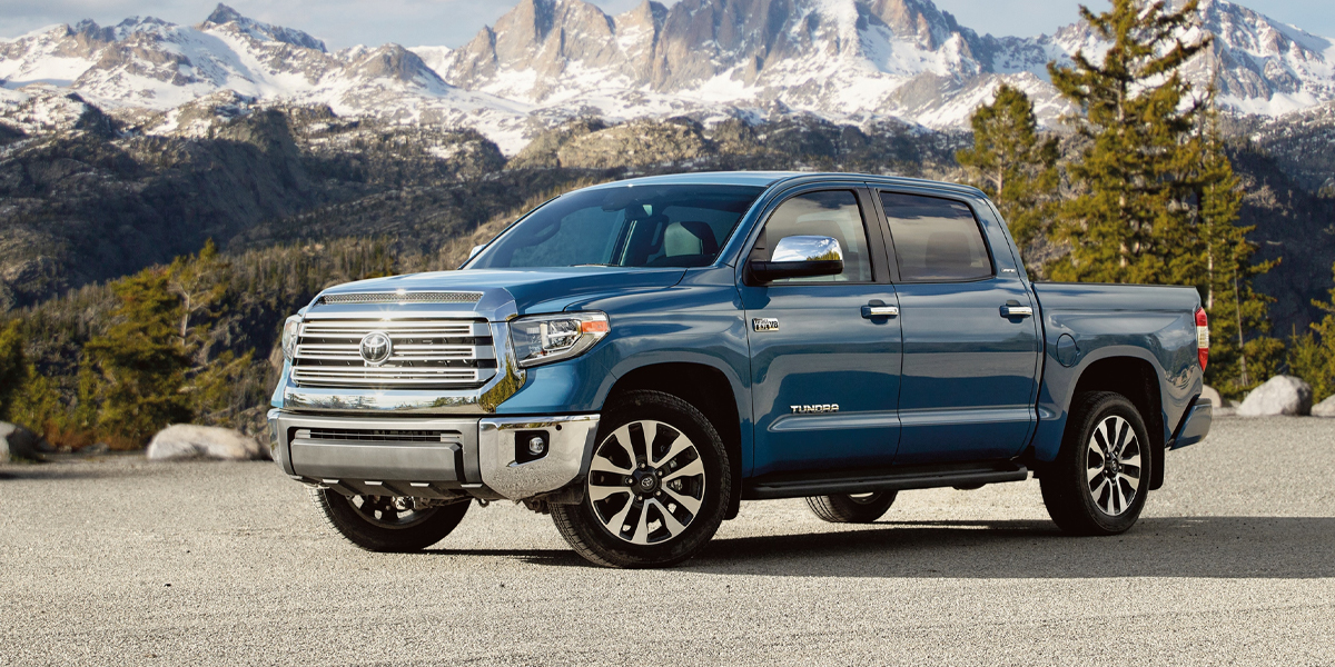 2020 Toyota Tundra Lease and Specials in Shreveport Louisiana
