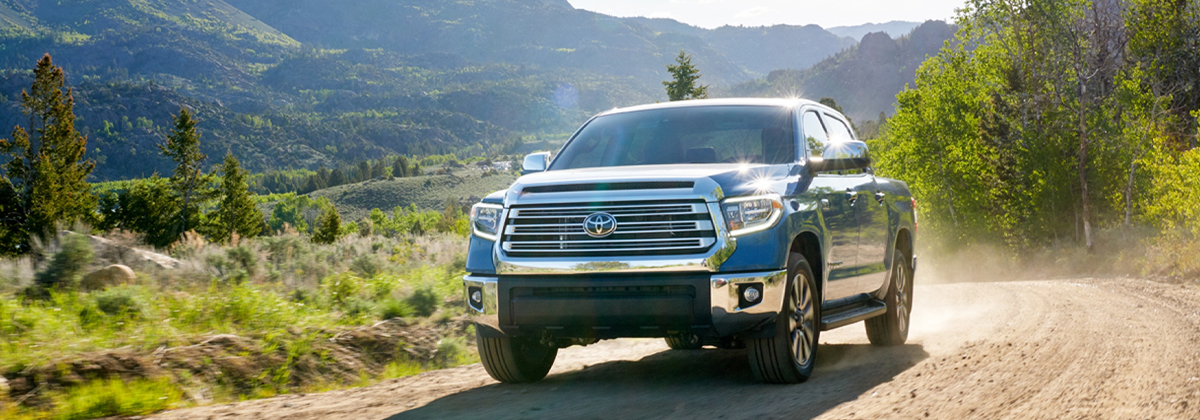 2020 Toyota Tundra Trim Levels