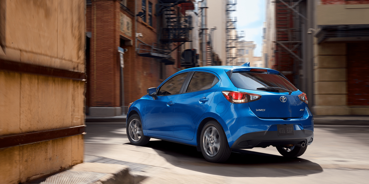 Shop Online 2020 Toyota Yaris Hatchback in North Kingstown RI
