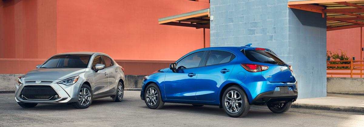 Shop Online 2020 Toyota Yaris Hatchback in Shreveport LA