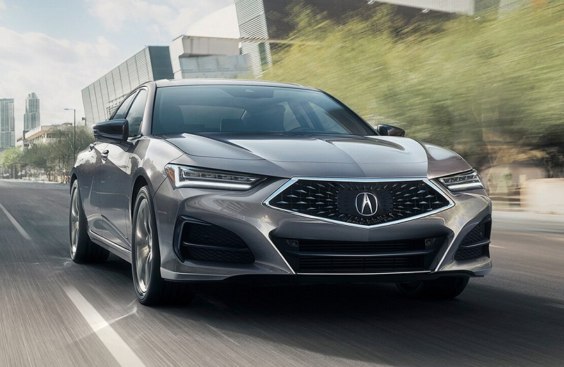 Pikes Peak Acura - You'll find yourself considering the 2021 Acura TLX near Pueblo CO