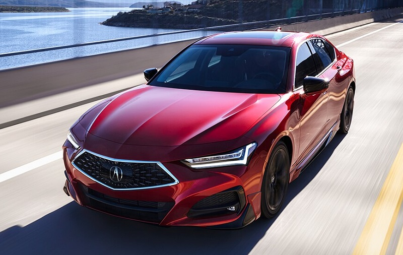 Pikes Peak Acura - You have to consider the 2021 Acura TLX near Denver CO