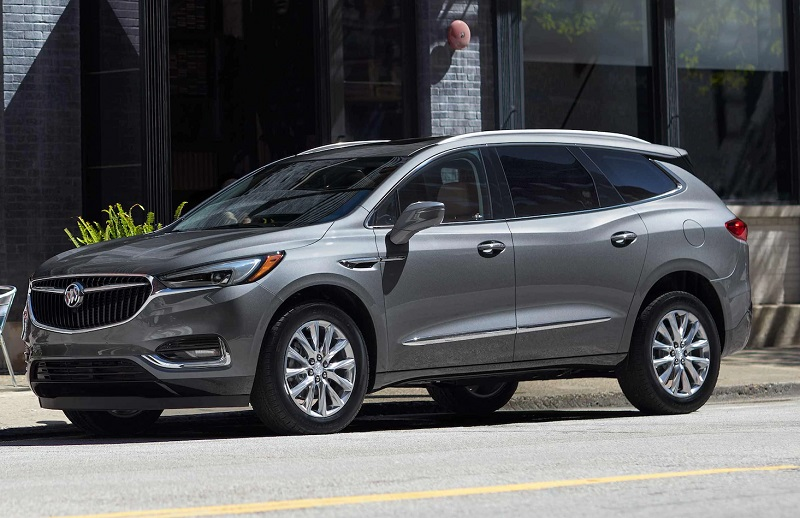 Buick Tires near Bettendorf IA - 2021 Buick Enclave