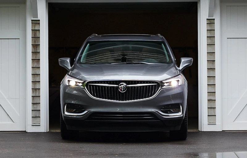 Dubuque IA - 2021 Buick Enclave's Overview