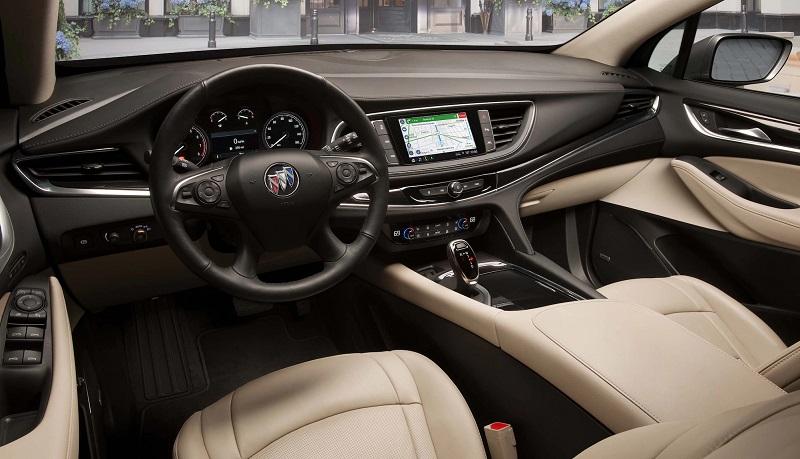 Dubuque IA - 2021 Buick Enclave's Interior
