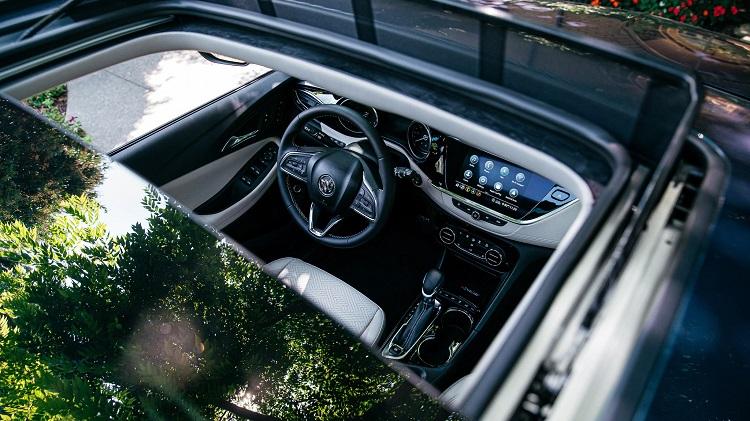 Cedar Rapids IA - 2021 Buick Encore GX's Overview