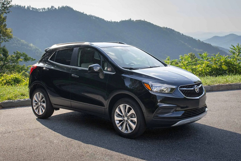 Car Online Buying and Home Delivery in Davenport - 2021 Buick Encore
