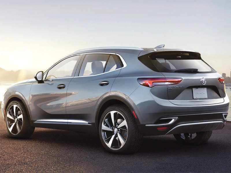 Buick Tires near Bettendorf IA - 2021 Buick Envision