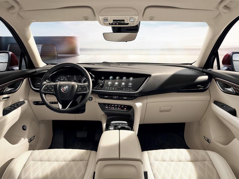 Maquoketa Iowa - 2021 Buick Envision's Interior