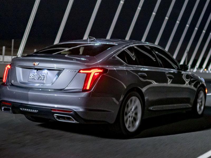 Maquoketa IA - 2021 Cadillac CT5's Overview