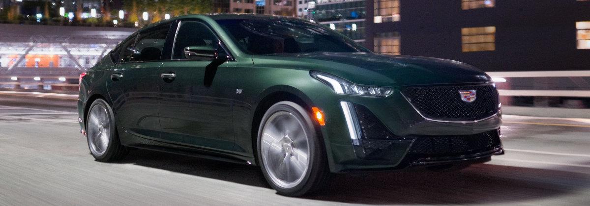 2021 Cadillac CT5 Trim Levels in Iowa